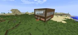Sport Center Minecraft Map & Project
