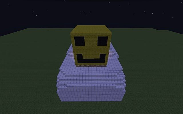 All Color 1 7 4 12x12x12 Minecraft 3d Printer Minecraft Project