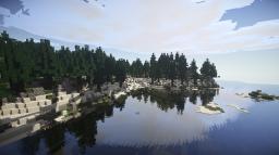 Nordic Isle's [Custom Terrain 2x2k] Minecraft Map & Project