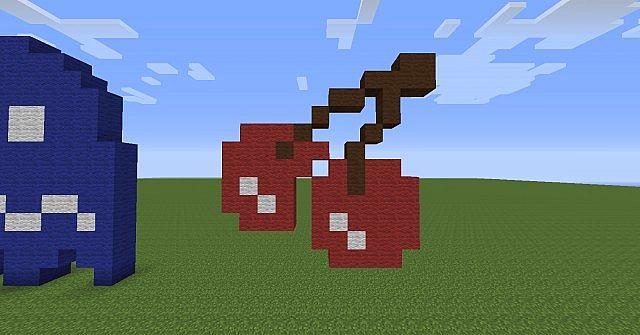 Pac-Man Pixel Art Minecraft Project  Pac-Man Pixel A...