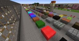 Map : Test your Texture Pack (for minecraft 1_7_2) Minecraft