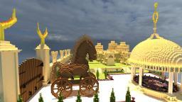 Trojan Horse - Minecraft Statue Minecraft