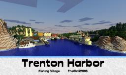 Trenton Harbor [Fishing Village] Minecraft