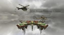 RFA-Airbase Minecraft Map & Project