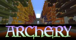 ARCHERY- Base-invading Bow PvP Mini-game [By the creator of MC JENGA] Minecraft Map & Project