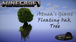 Minecraft: BwS - Atnea's Giant Floating Oak Tree Minecraft