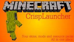 CrispLauncher - v0.32 - Screenshot tab improvement + Bug fixes Minecraft Mod
