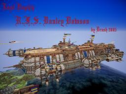 R.F.S. Danley Dawson Minecraft Map & Project