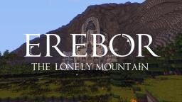 Erebor - The Lonely Mountain Minecraft Map & Project