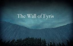 The Wall of Fyris Minecraft Project
