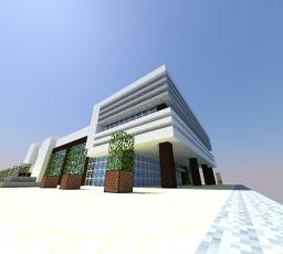Grimaldi ferry terminal Minecraft Map & Project