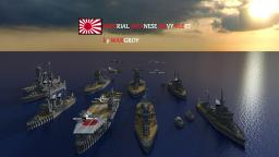 Imperial Japanese Navy Fleet Minecraft