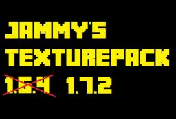 Jammy's Texturepack 1.7.2 800+ Downloads