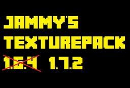 Jammy's Texturepack 1.7.2 800+ Downloads