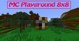MC Playground 8x8 1.6.2 Minecraft Texture Pack
