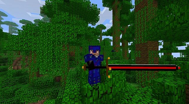 OreSpawn Mod for MC 1.7.10 Minecraft Mod