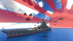 Battleship [ Umi Hime ] Minecraft Project