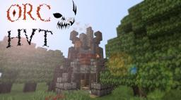Orc Hut Minecraft Map & Project