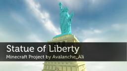Statue Of Liberty Minecraft