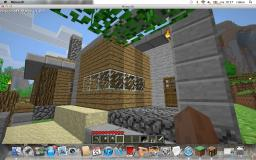 modern in alpha Minecraft Project