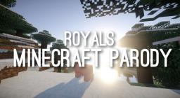 """Horses"" Minecraft Parody of Royals by Lorde"
