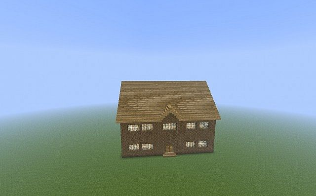 Colonial home school project