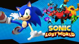 Sonic Lost World Minecraft Texture Pack