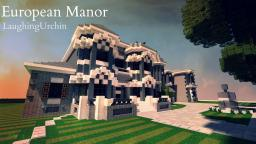 Contemporary European Mansion (TBS) [Commission] Minecraft Map & Project