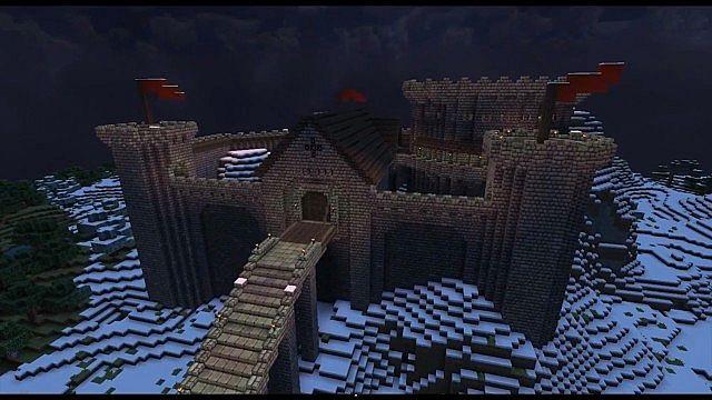 туториал по minecraft: