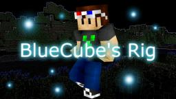 Blender Minecraft Character 3D Rig Minecraft Map & Project