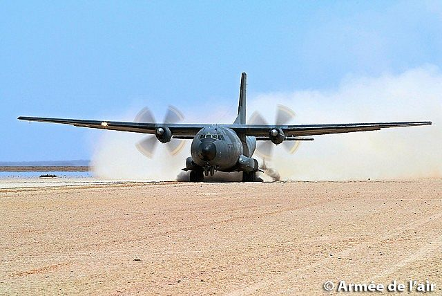 C 130 Military Transport Aircraft C-160 Transall Minecra...