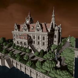 Renaissance Palace Minecraft Map & Project