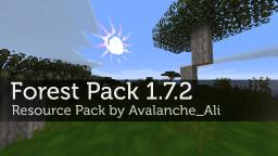 Forest Pack [download now available] Minecraft Texture Pack