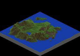 [Custom Map] Cheronese Isle Minecraft Map & Project