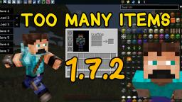 TooManyItems [1.7.2] Minecraft Blog Post