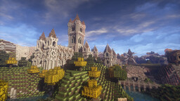 Monestary Minecraft Map & Project