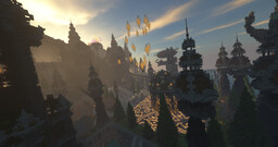 The West Empire [Cinematic] Minecraft Map & Project