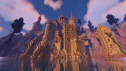The Mandolin Keep Minecraft Map & Project