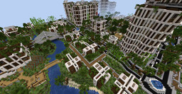 The Lost Race Minecraft Map & Project