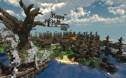 [G.B] Halloween Town Minecraft Map & Project