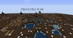 Trenches War Minecraft Map & Project