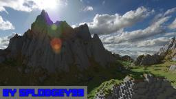 New terrain Minecraft Map & Project