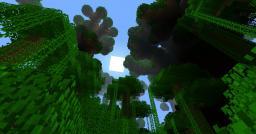 Jungle Build Minecraft Map & Project