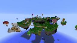 Cloud Nine - Survival Games - 24 Players Minecraft