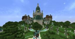 Dionysos Park Minecraft Map & Project