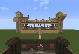 Chariot Chase 2 Minecraft Map & Project