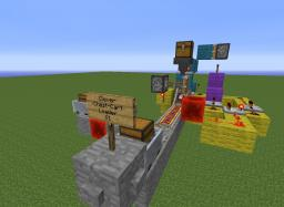 Chest-Cart Loader V1 Minecraft Project
