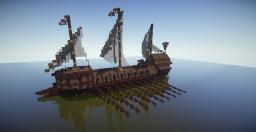 Venetian War Galley (Naval Warship) +Download Minecraft