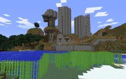 Hardcore worldsave Minecraft Map & Project