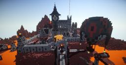 Inferorum Regnum (Nether Contest Finalist 34th place) with Cinematic + Download! Minecraft Map & Project